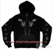 Реглан мужской REVOLVERS & BULLETHOLES ZIP-UP HOODIE