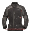 Мотокуртка BUSE OPEN ROAD EVO DAMEN BLACK GREY (36)