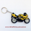 Брелок Motorace MTL-010 Yellow