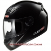 Мотошлем LS2 FF352 Rookie Single Mono Solid gloss Black, размер S