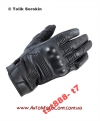 МОТОПЕРЧАТКИ, ПЕРЧАТКИ [ REBELHORN - Thug Pro Gloves, Black ] Made in Pakistan
